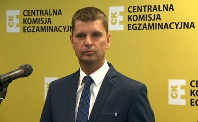 Pierwsze wyniki rekturacji do szkół średnich. Minister edukacji o sytuacji w Olsztynie