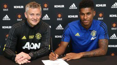 Nowy kontrakt i olbrzymia pensja 21-latka. Manchester zatrzymuje Marcusa Rashforda