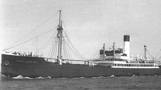 Poszedł na dno 75 lat temu. Odnaleziono wrak statku zatopionego przez ORP Orzeł