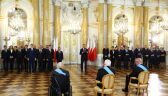 Prezydent Andrzej Duda wręczył Ordery Orła Białego