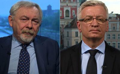 """Jaśkowiak, Majchrowski i Hübner w """"Faktach po Faktach"""". Cała rozmowa"""