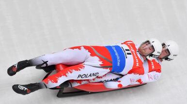 Życiowy wynik polskich saneczkarzy na mistrzostwach świata