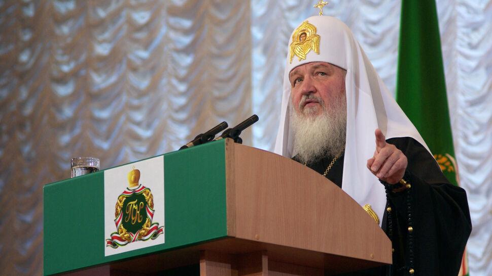 """Pięć dni do synodu, patriarcha Cyryl mówi o ukraińskich """"raskolnikach"""""""