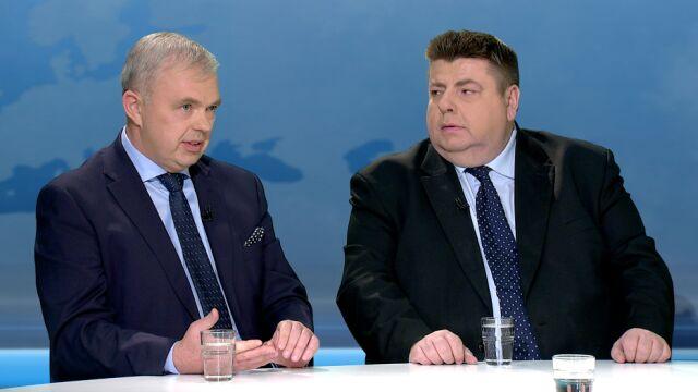 Gośćmi byli Piotr Semka i Andrzej Godlewski