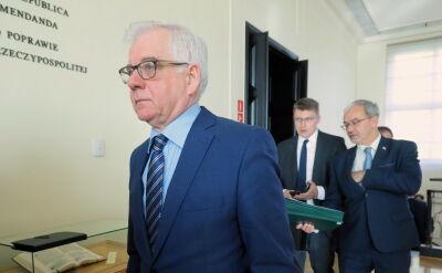 Szef MSZ: UE zawłaszcza różne kompetencje, nie mając do tego legitymacji demokratycznej