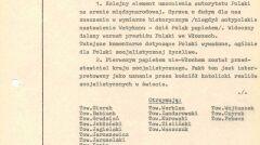 Stanisława Trepczyńskiego i Kazimierza Szablewskiego do Warszawy o następstwach wyboru papieża Jana Pawła II, 17 października 1978 r.