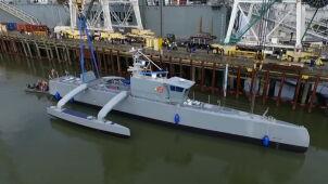 Oto automatyczny łowca okrętów podwodnych. Wytrzyma trzy miesiące w pościgu