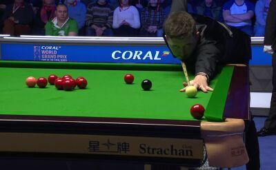 Fluke Wilsona w półfinale World Grand Prix
