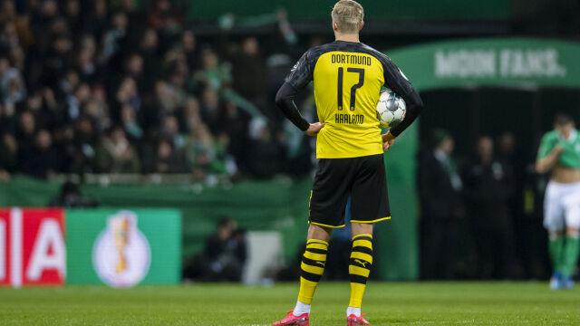 Genialny nastolatek to za mało. Borussia sensacyjnie odpadła z Pucharu Niemiec