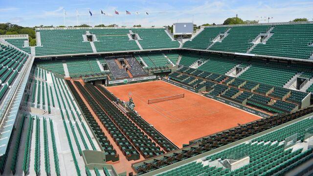 """French Open przy pustych trybunach? """"Nie odrzucamy żadnej możliwości"""""""