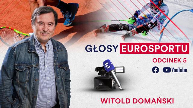 """Domański o trudnych początkch Eurosportu. """"Niespodzianek było sporo"""""""