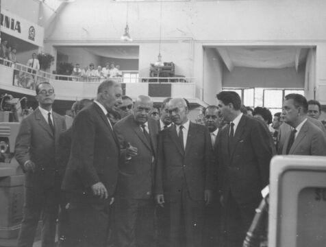W.Gomułka i J.Cyrankiewicz