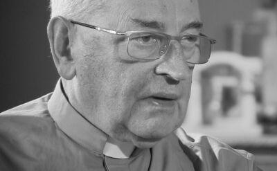 Zmarł biskup Tadeusz Pieronek. Miał 84 lata