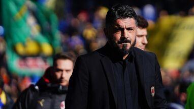 Trener Milanu zachwycony.