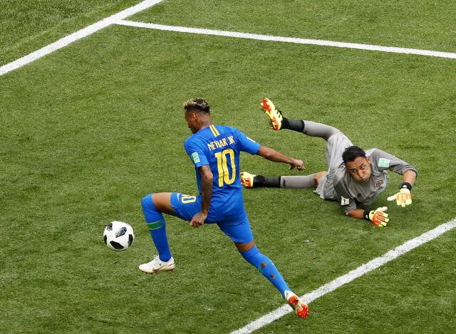 8167bf15f Neymar strzelił najpóźniejszego gola w historii mistrzostw świata -  Mistrzostwa świata 2018