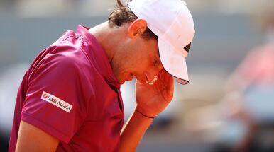 Dominic Thiem nie zagra w tegorocznym US Open