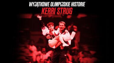 Wyjątkowe olimpijskie historie. Kerri Strug. Złota dziewczyna Ameryki