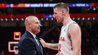 Adam Waczyński musi opuścić kadrę koszykarzy. Doszło do kolejnego konfliktu