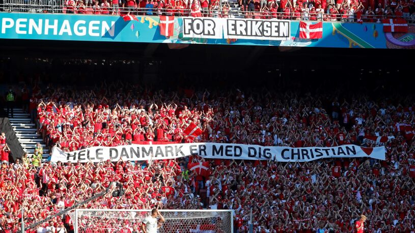 Wzruszające sceny w Kopenhadze