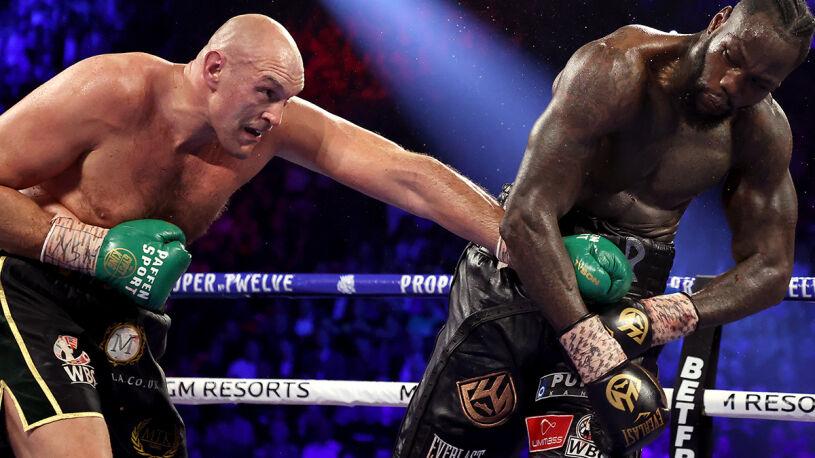 Mistrz leżał na deskach, walkę przerwano. Tyson Fury nowym królem wagi ciężkiej