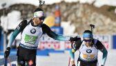 Skrót sztafety mężczyzn w mistrzostwach świata w Anterselvie