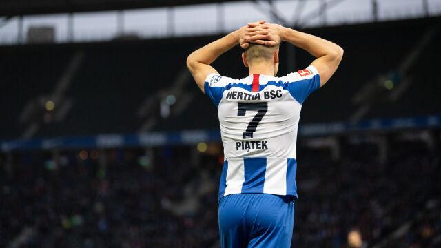 0:5 na swoim stadionie. Hertha i Piątek zdemolowani