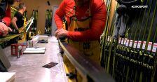 Narty zrobione na bóstwo. Materiał zza kulis mistrzostw świata w biathlonie
