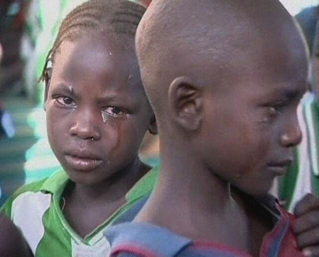 Sudan morduje darfurskie dzieci