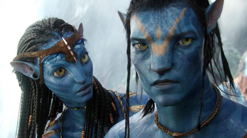 """Avatar"" reż. James Cameron"