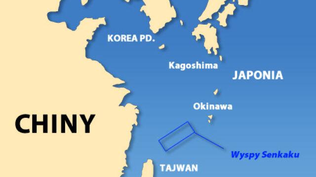 Starcie rybaków z japońskimi kutrami patrolowymi