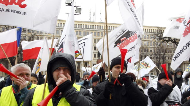 """Związkowcy podsumowali strajk. Protestowało 85 tys. osób, """"plan wykonany w 100 proc."""""""