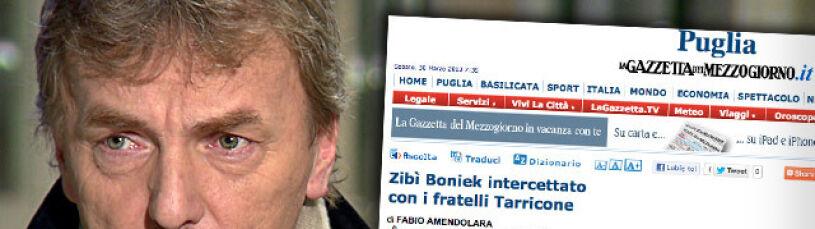 """Boniek pod lupą włoskich śledczych? Szef PZPN dementuje. """"Kosmiczne brednie"""""""