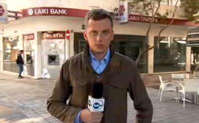 Wojciech Bojanowski o nastrojach cypryjskiej ulicy