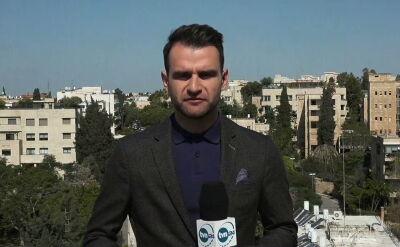 Maciej Cnota o reakcji Izraela na ataki w Syrii