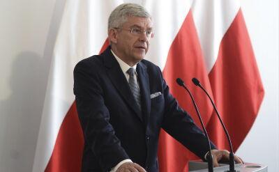 Szybkie tempo prac nad ustawami PiS. Karczewski: chcemy zakończyć dialog z Komisją Europejską