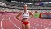 Tokio. Skrzyszowska awansowała do półfinału w biegu na 100 m ppł