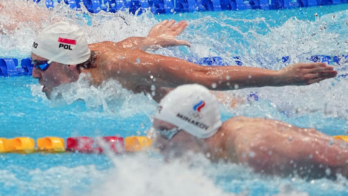 Majerski bez medalu, ale z rekordem Polski