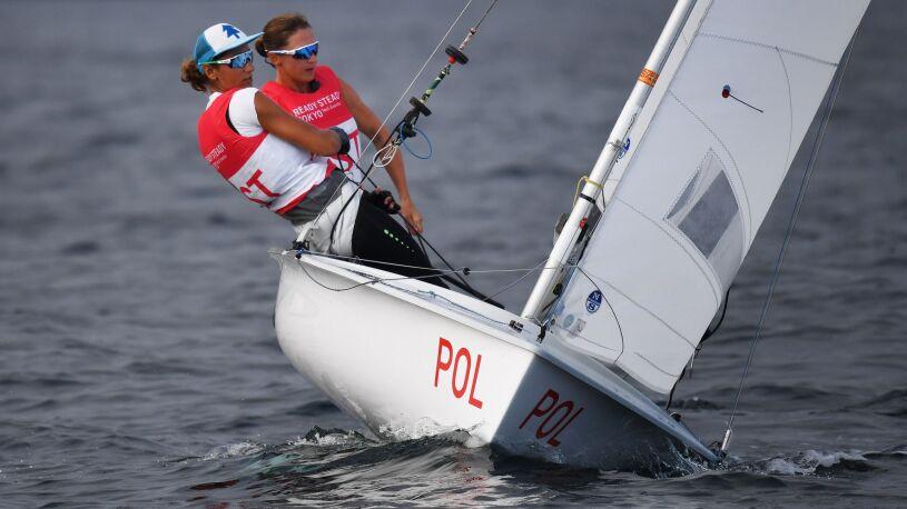 """Fenomenalne Polki prowadzą, ale o medalu jeszcze nie myślą. """"Wiatr potrafi płatać figle"""""""