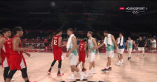 Tokio. Słowenia pokonała Japonię w turnieju koszykarzy
