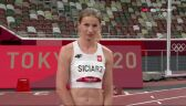 Tokio. Siciarz piątka w biegu półfinałowym na 100 metrów z przeszkodami