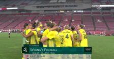 Tokio. Piłka nożna kobiet. Skrót meczu Wielka Brytania - Australia