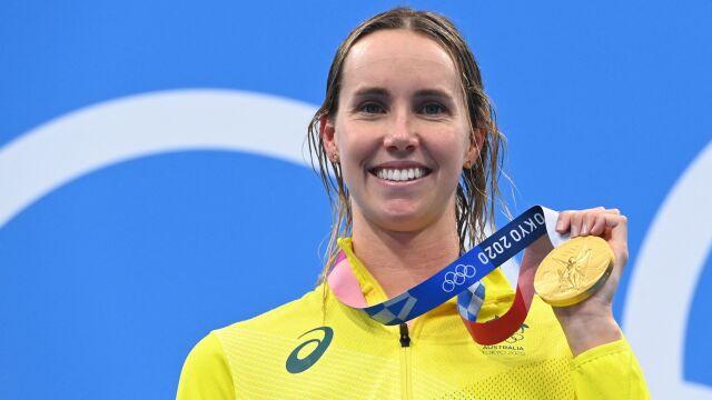 Pierwszy taki wyczyn od prawie 70 lat. Australijka z workiem medali w Tokio