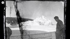 Zapomniane zdjęcia z wyprawy na Antarktydę