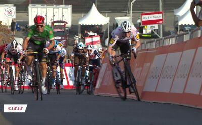 Ewan wygrał 2. etap UAE Tour