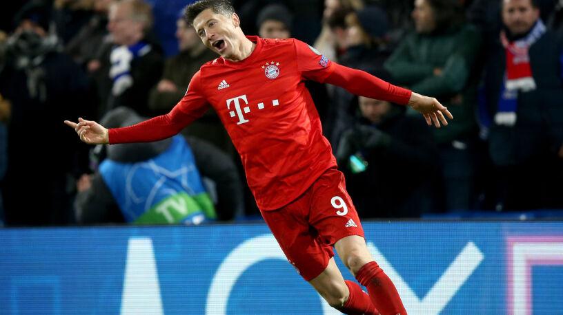 Lewandowski rozpracował Chelsea. Bayern nokautuje w Londynie