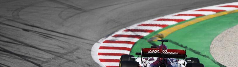 Kubica błysnął na testach. Najlepszy czas dnia