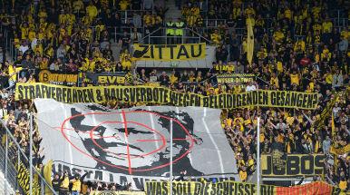 79-latek poszedł na wojnę z kibicami w całej Bundeslidze