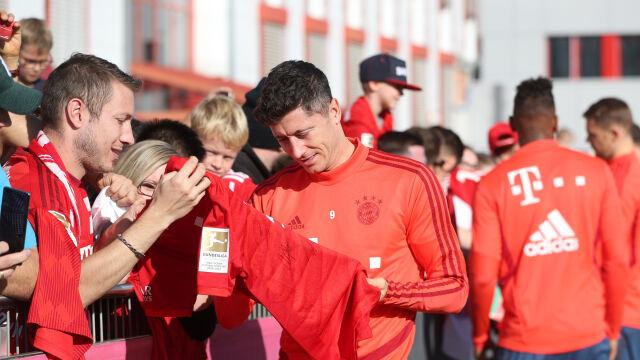 """Wielki test Bayernu bez Lewandowskiego. """"Wiemy, jak dobrym jest graczem"""""""