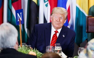 Liderka demokratów zapowiada postępowanie w sprawie impeachmentu Trumpa