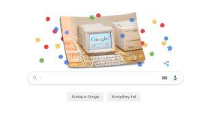 Wyszukiwarka Google obchodzi 21. urodziny